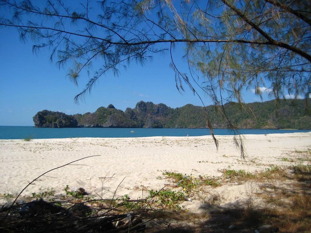 Пляж Лангкави в Малайзии, фото 4