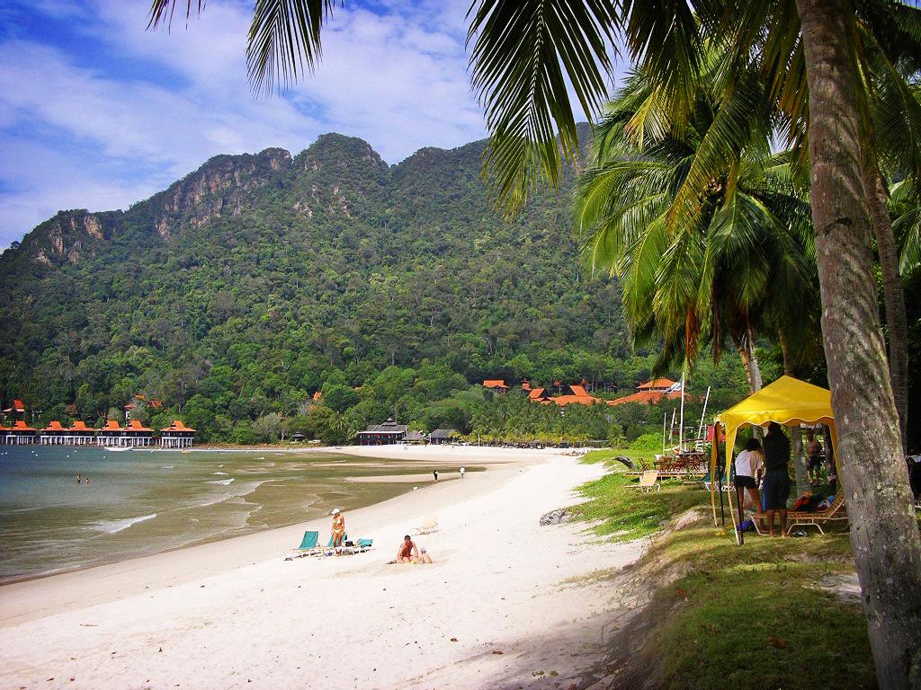 Пляж Лангкави в Малайзии, фото 5