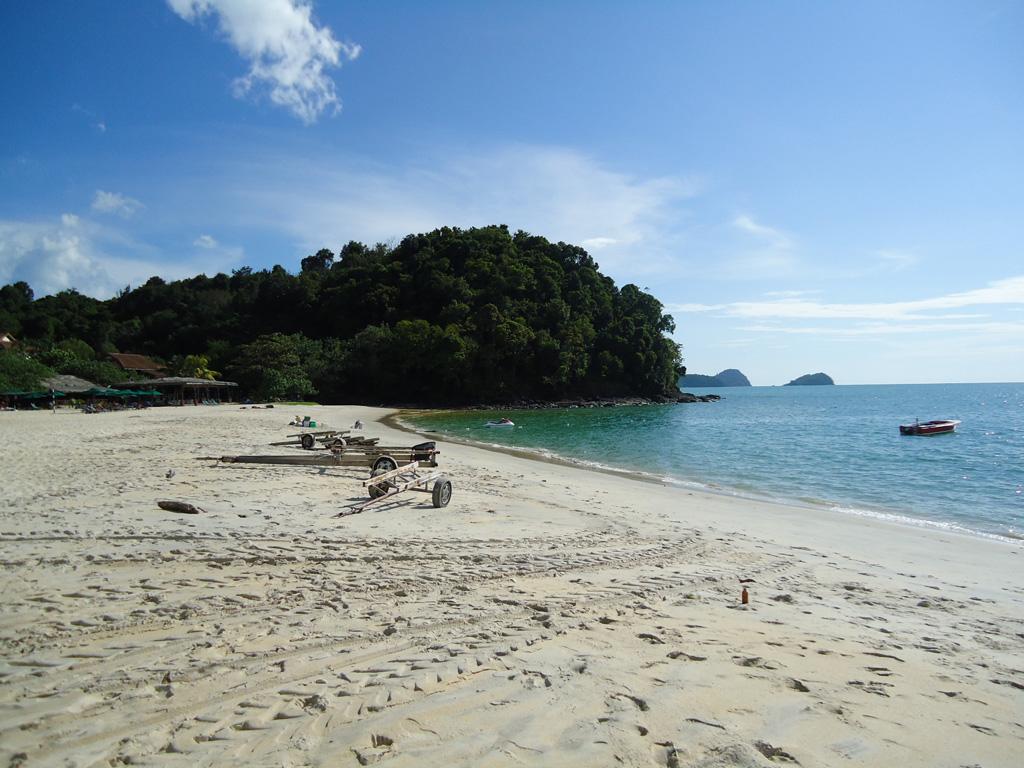 Пляж Лангкави в Малайзии, фото 7
