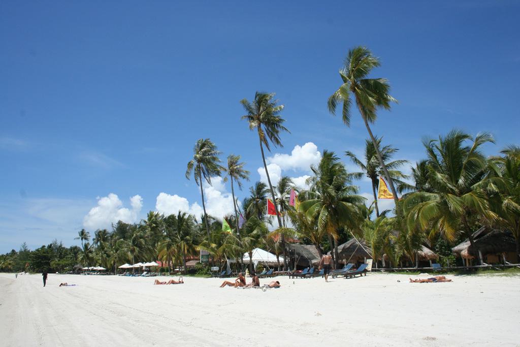 Пляж Лангкави в Малайзии, фото 8
