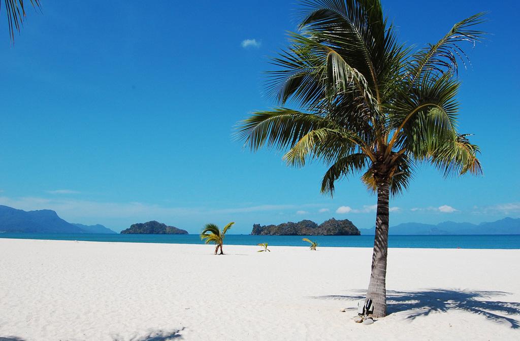 Пляж Лангкави в Малайзии, фото 9