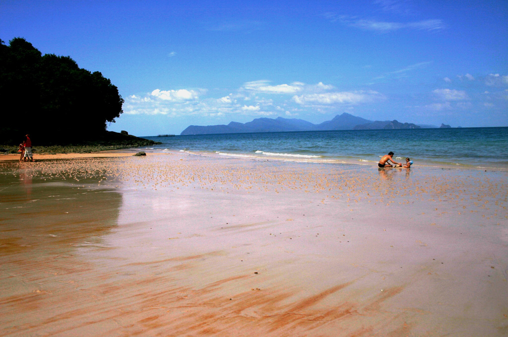 Пляж Лангкави в Малайзии, фото 10