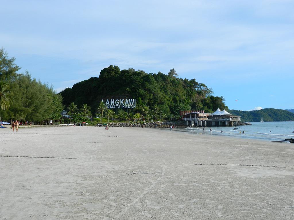 Пляж Лангкави в Малайзии, фото 11