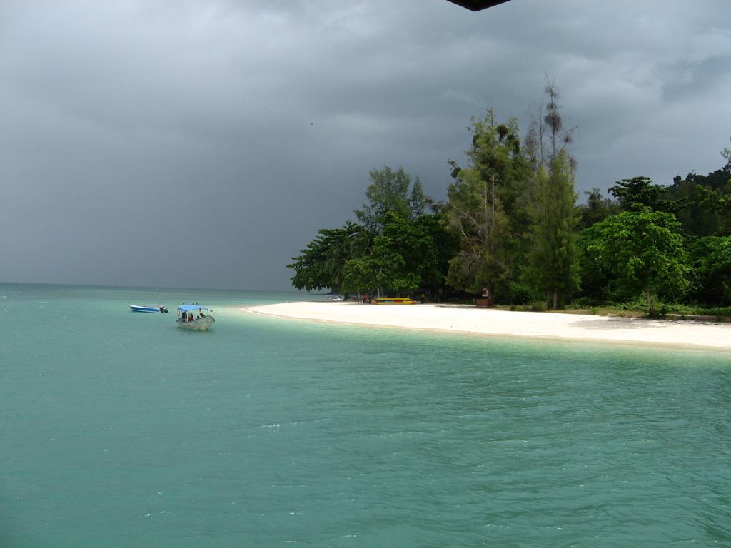 Пляж Лангкави в Малайзии, фото 12