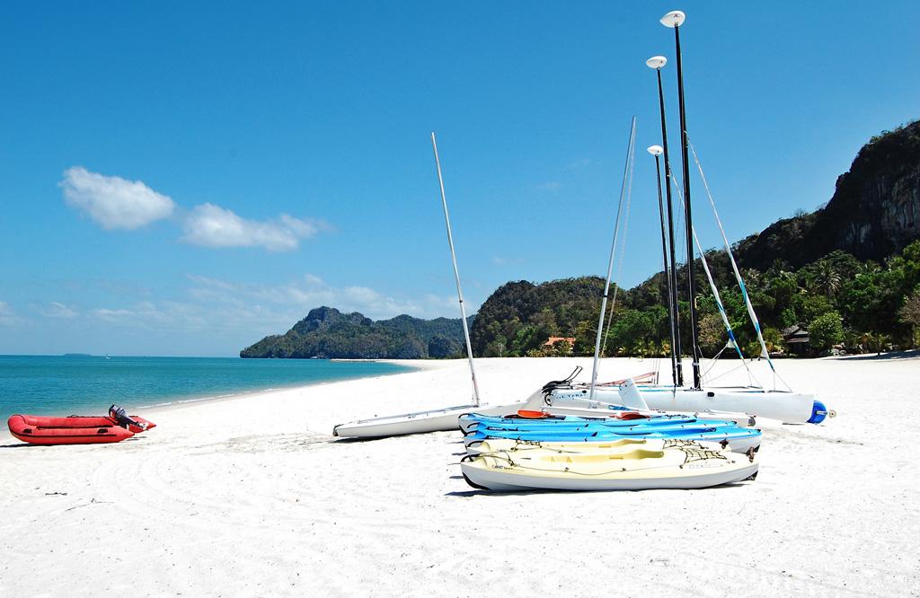 Пляж Лангкави в Малайзии, фото 13