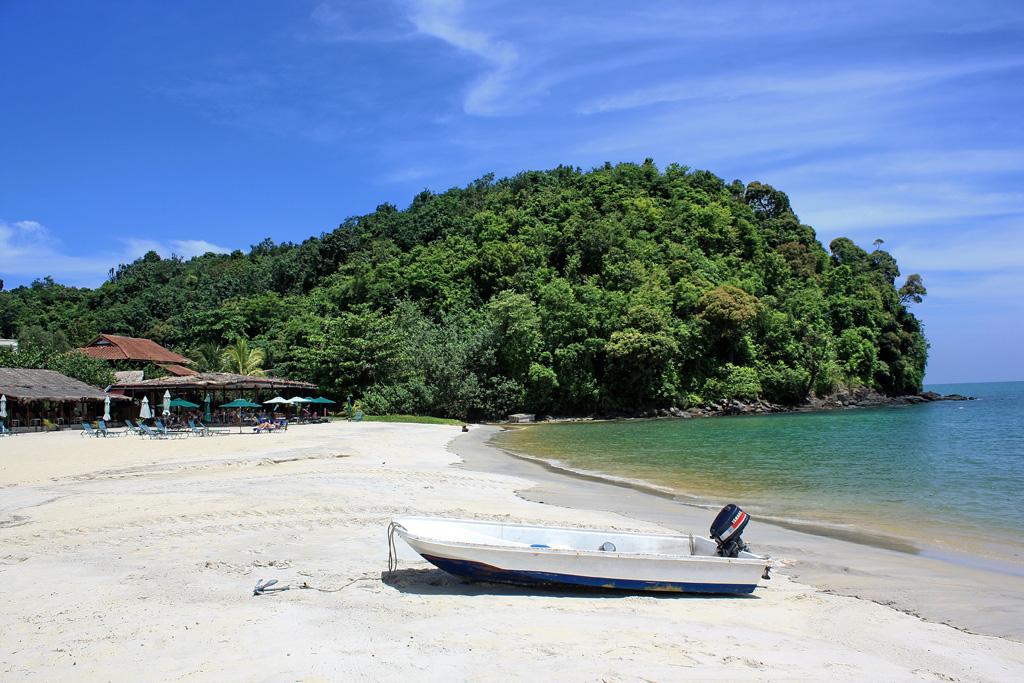 Пляж Лангкави в Малайзии, фото 14