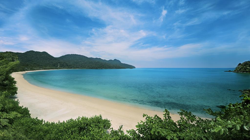Пляж Лангкави в Малайзии, фото 15
