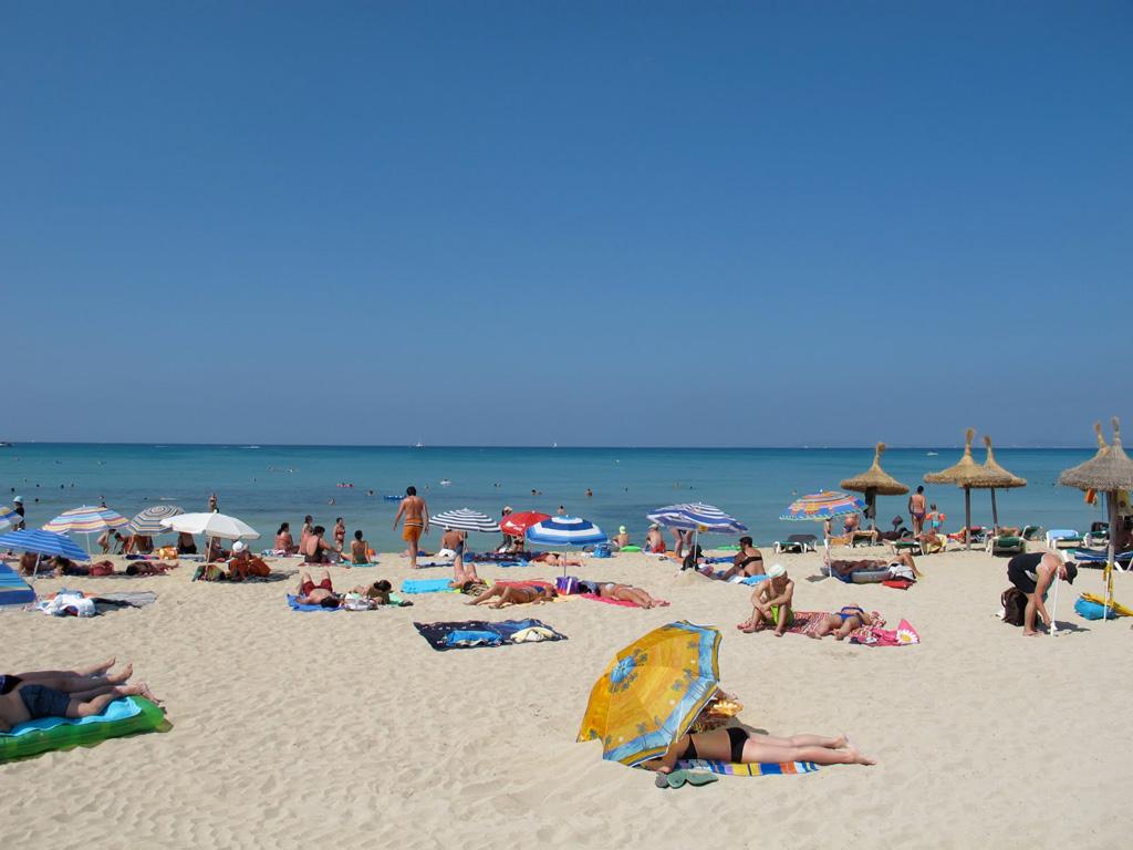Пляж Лас Пальмас в Испании, фото 1
