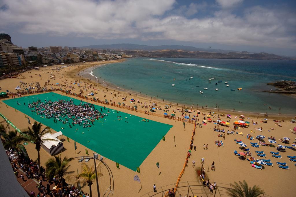 Пляж Лас Пальмас в Испании, фото 3