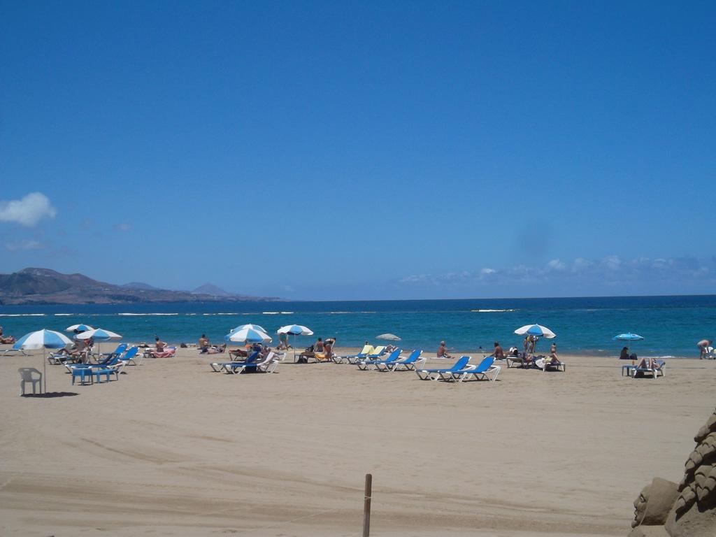 Пляж Лас Пальмас в Испании, фото 10