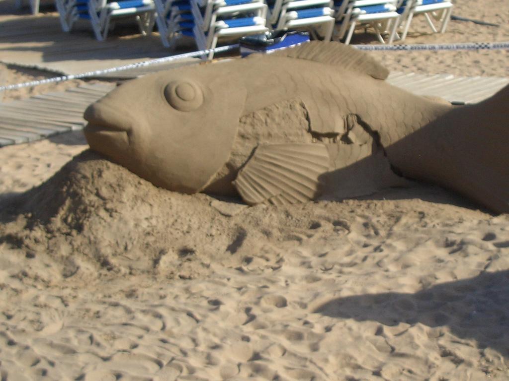 Пляж Лас Пальмас в Испании, фото 11