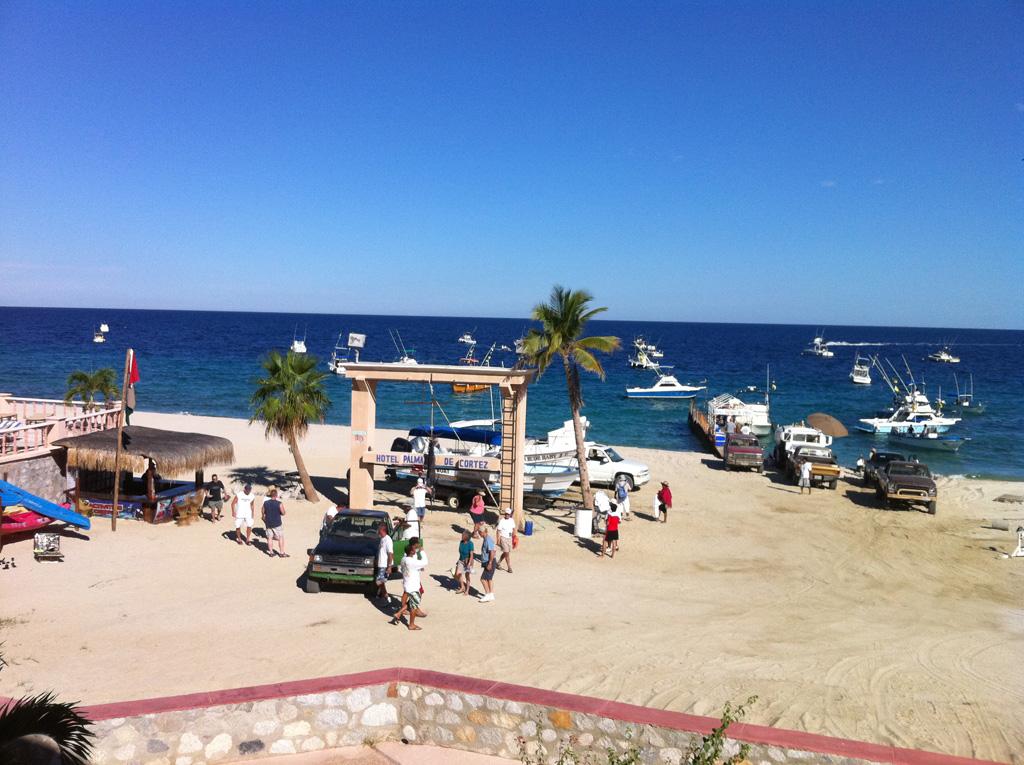 Пляж Лас Пальмас в Испании, фото 12