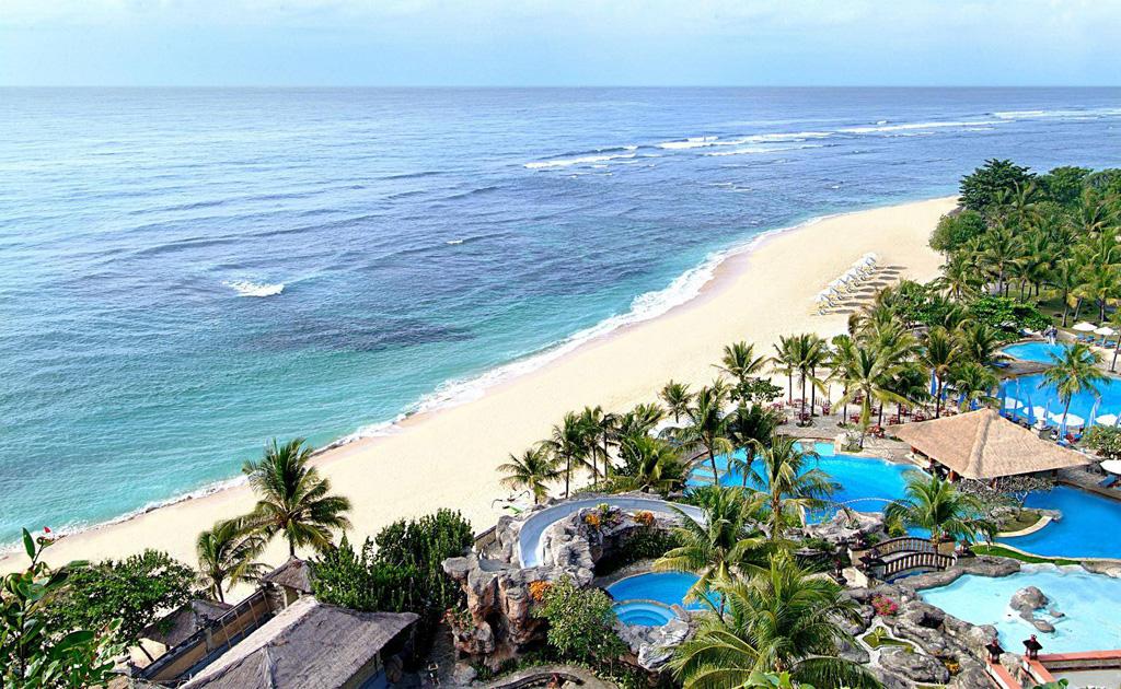 Пляж Нуса-Дуа в Индонезии, фото 1