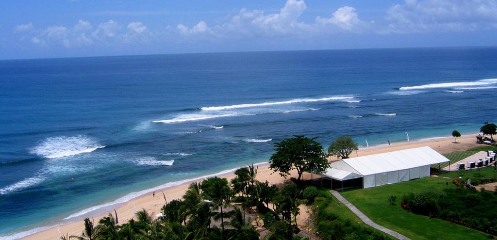 Пляж Нуса-Дуа в Индонезии, фото 2