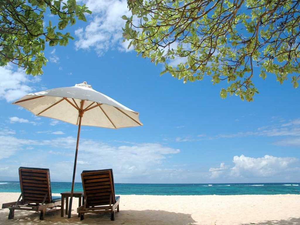 Пляж Нуса-Дуа в Индонезии, фото 3