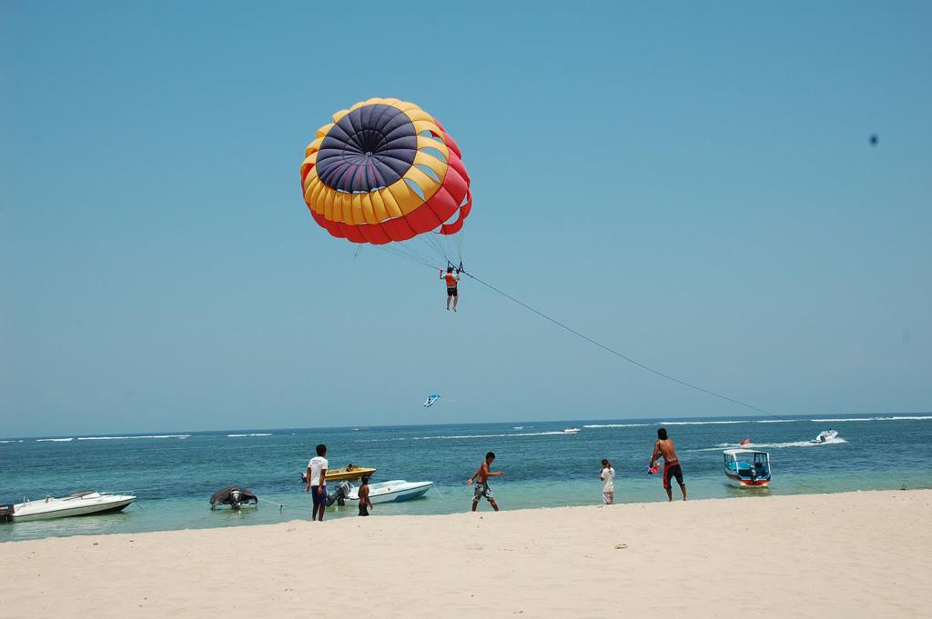 Пляж Нуса-Дуа в Индонезии, фото 4