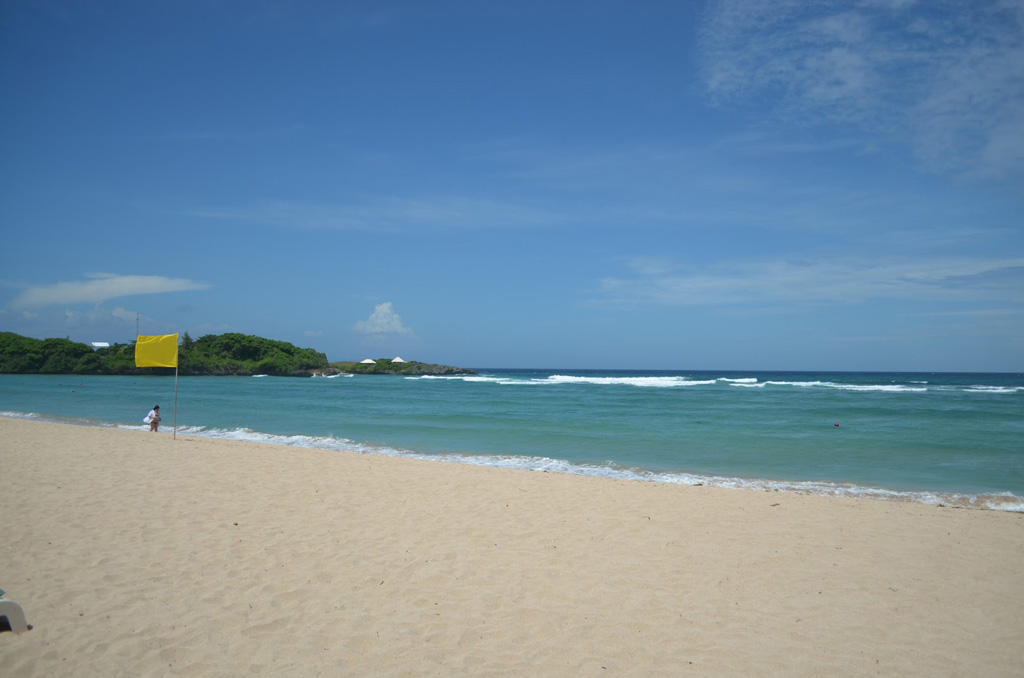 Пляж Нуса-Дуа в Индонезии, фото 6