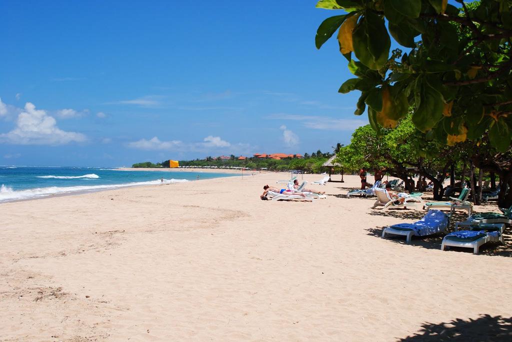 Пляж Нуса-Дуа в Индонезии, фото 8