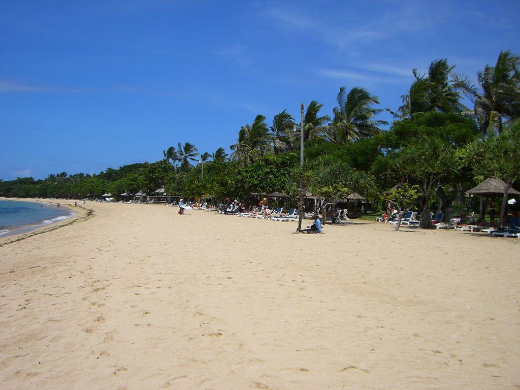 Пляж Нуса-Дуа в Индонезии, фото 10