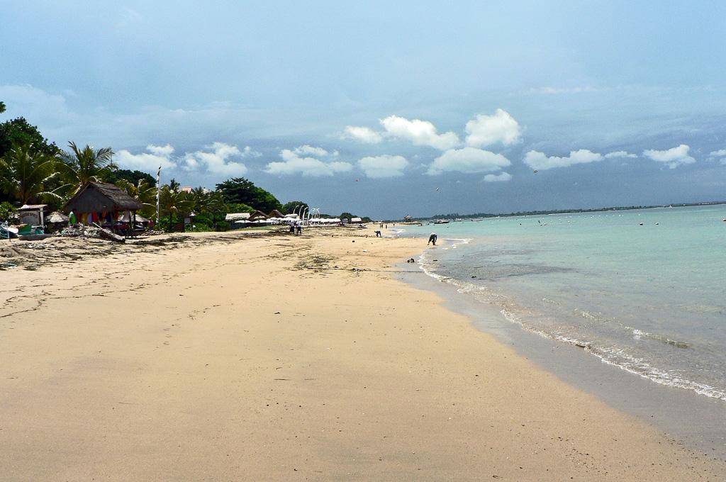 Пляж Нуса-Дуа в Индонезии, фото 11