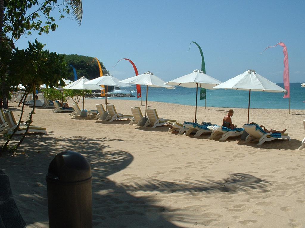 Пляж Нуса-Дуа в Индонезии, фото 16