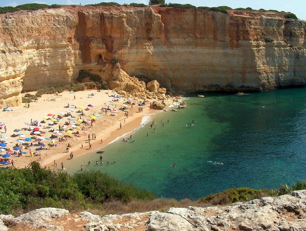 Пляж Бенагил в Португалии, фото 3
