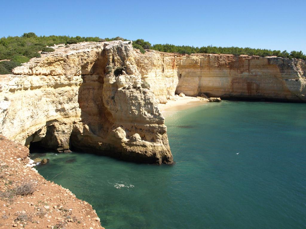 Пляж Бенагил в Португалии, фото 4