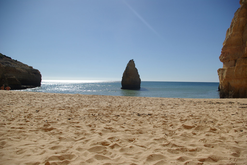 Пляж Бенагил в Португалии, фото 5