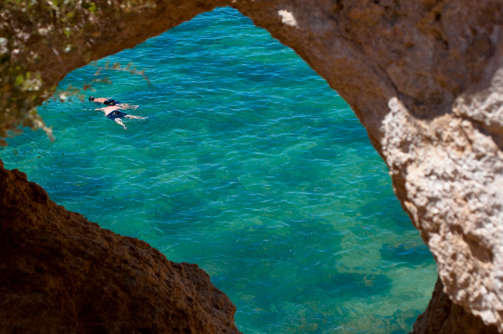 Пляж Бенагил в Португалии, фото 6