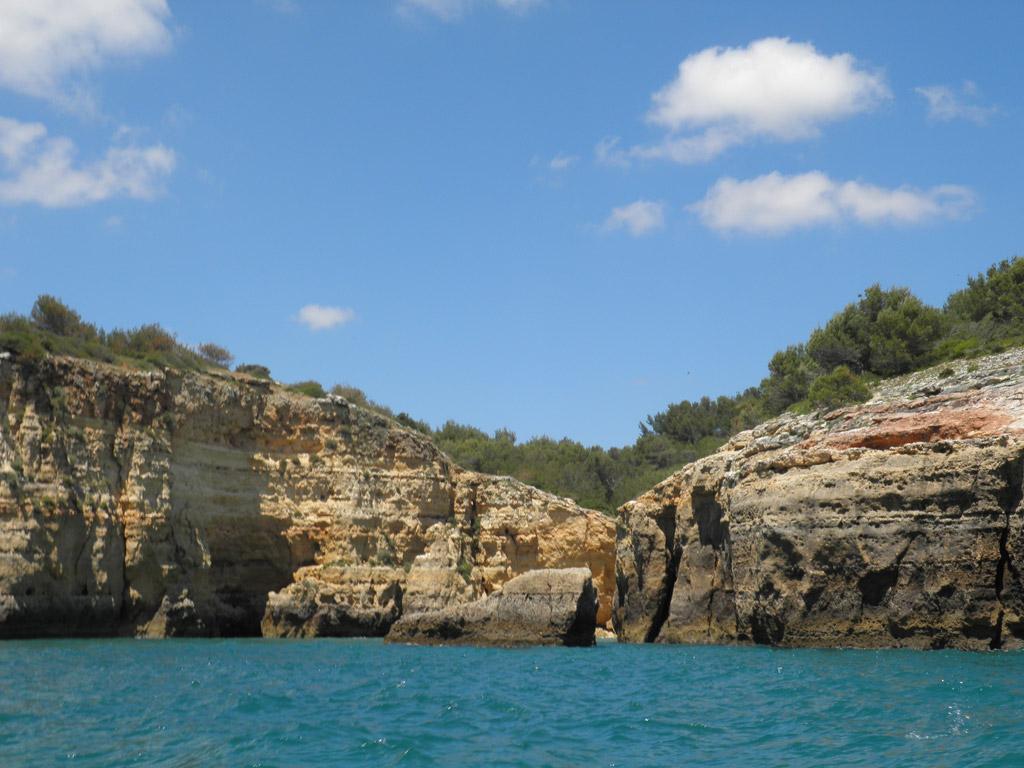 Пляж Бенагил в Португалии, фото 8
