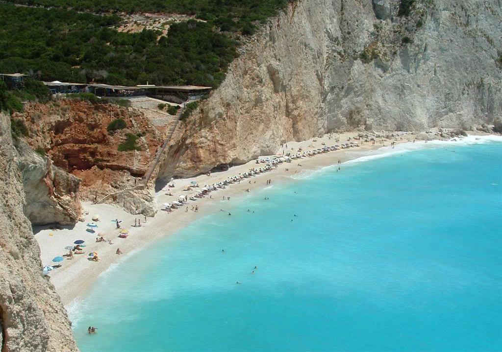 Пляж Гриас Пидима в Греции, фото 3