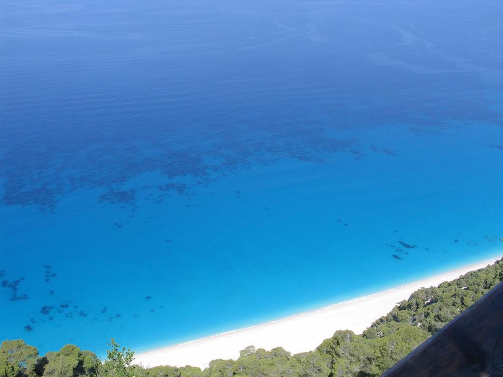 Пляж Гриас Пидима в Греции, фото 4