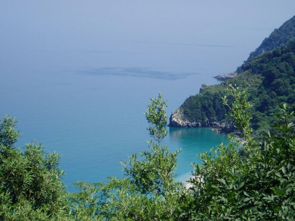 Пляж Гриас Пидима в Греции, фото 5