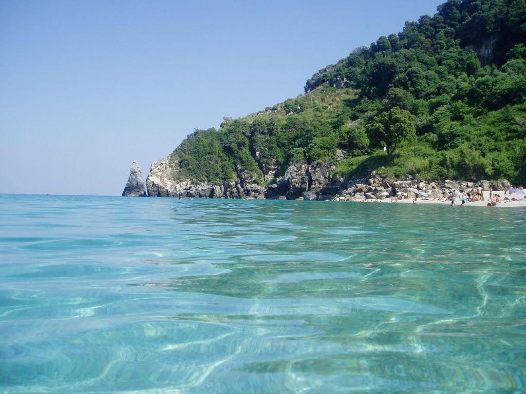 Пляж Гриас Пидима в Греции, фото 7