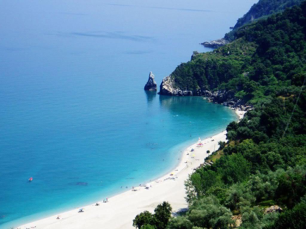 Пляж Гриас Пидима в Греции, фото 8