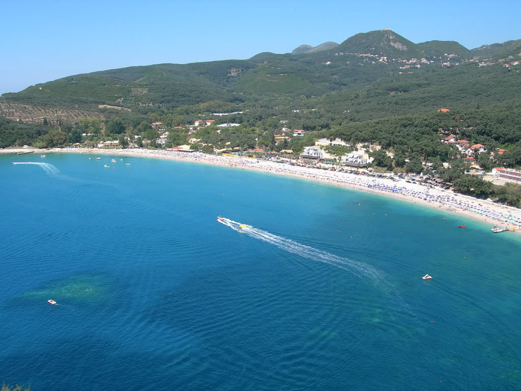Пляж Гриас Пидима в Греции, фото 9