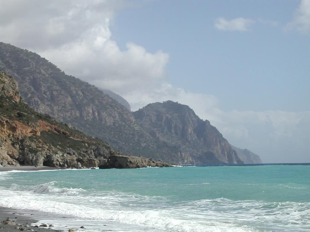 Пляж Гриас Пидима в Греции, фото 10