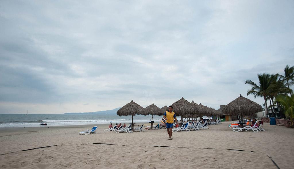 Пляж Нуэво-Вальярта в Мексике, фото 3