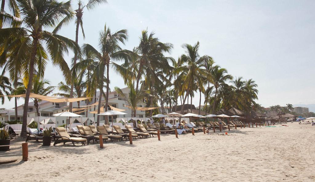Пляж Нуэво-Вальярта в Мексике, фото 7