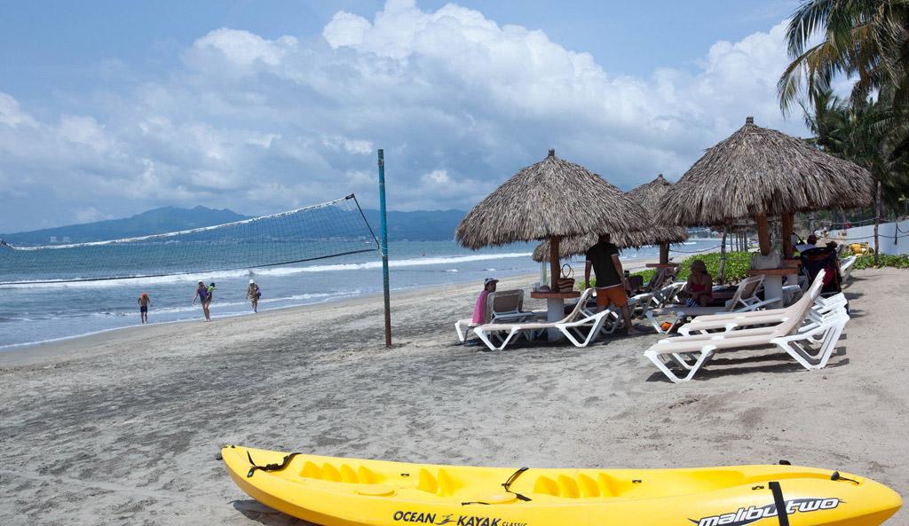 Пляж Нуэво-Вальярта в Мексике, фото 8