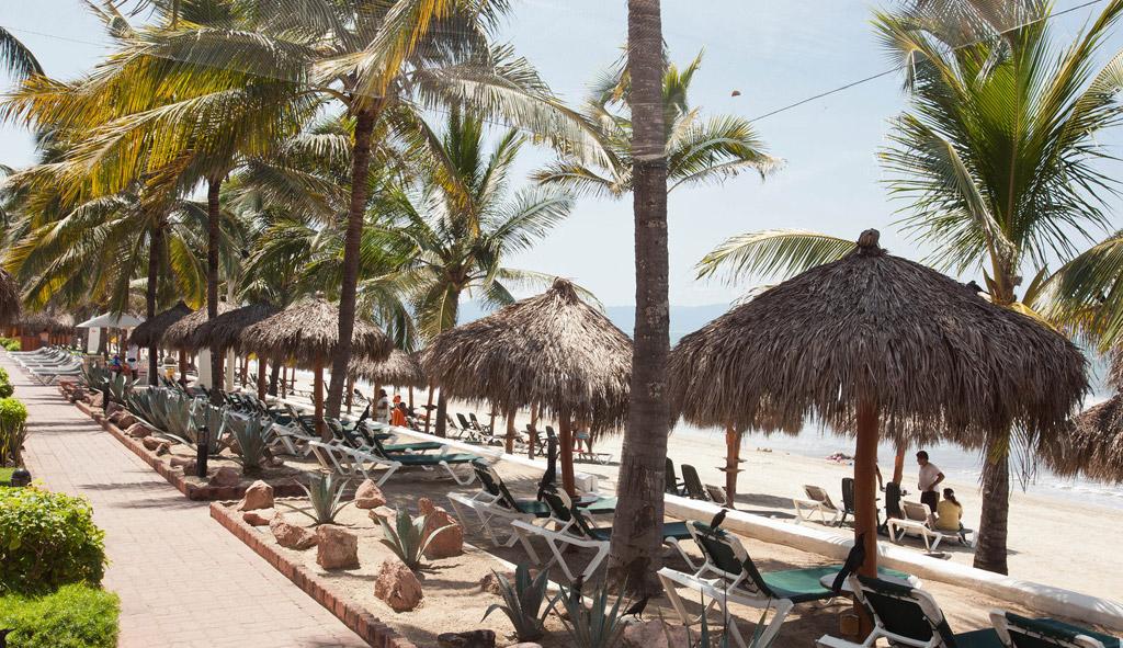 Пляж Нуэво-Вальярта в Мексике, фото 11