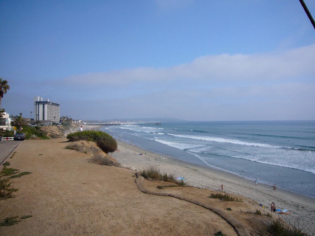 Пляж Сан-Диего в США, фото 3