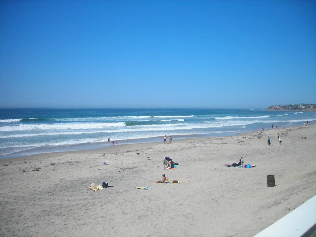 Пляж Сан-Диего в США, фото 4