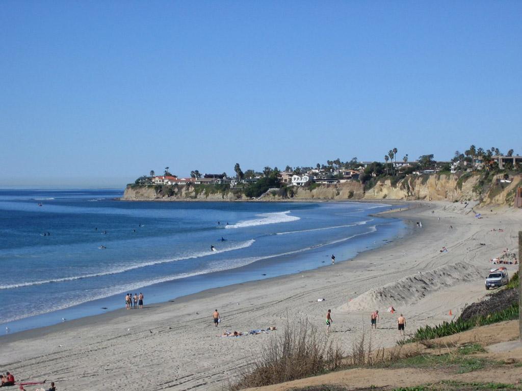 Пляж Сан-Диего в США, фото 5