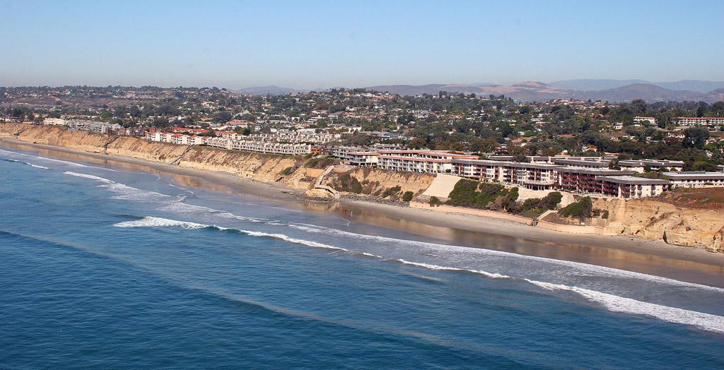 Пляж Сан-Диего в США, фото 7