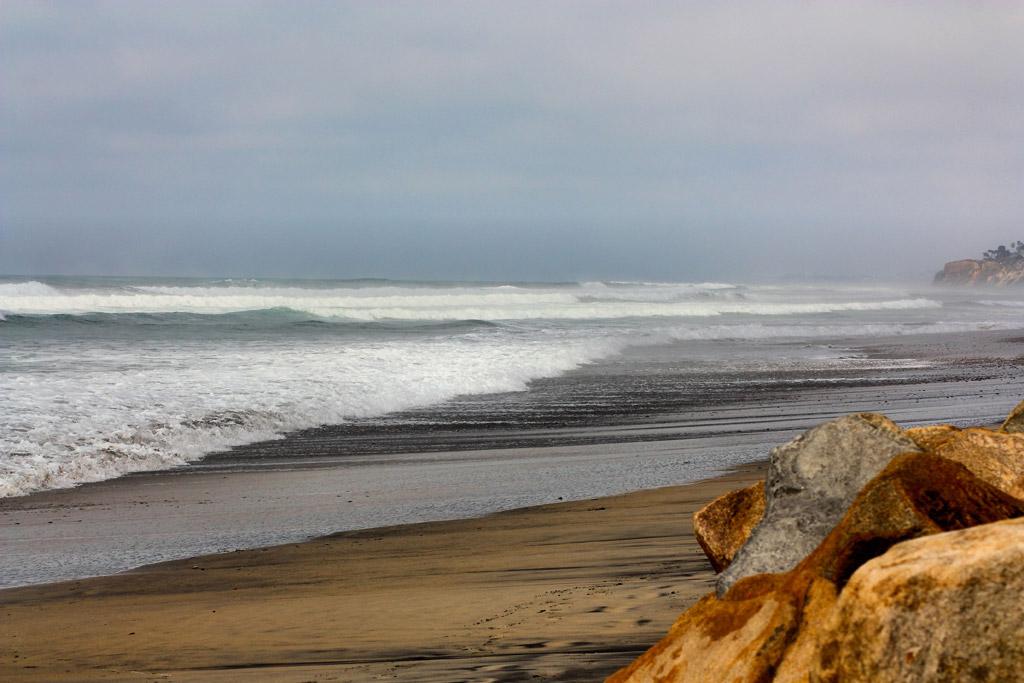 Пляж Сан-Диего в США, фото 9