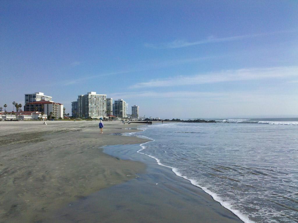 Пляж Сан-Диего в США, фото 10