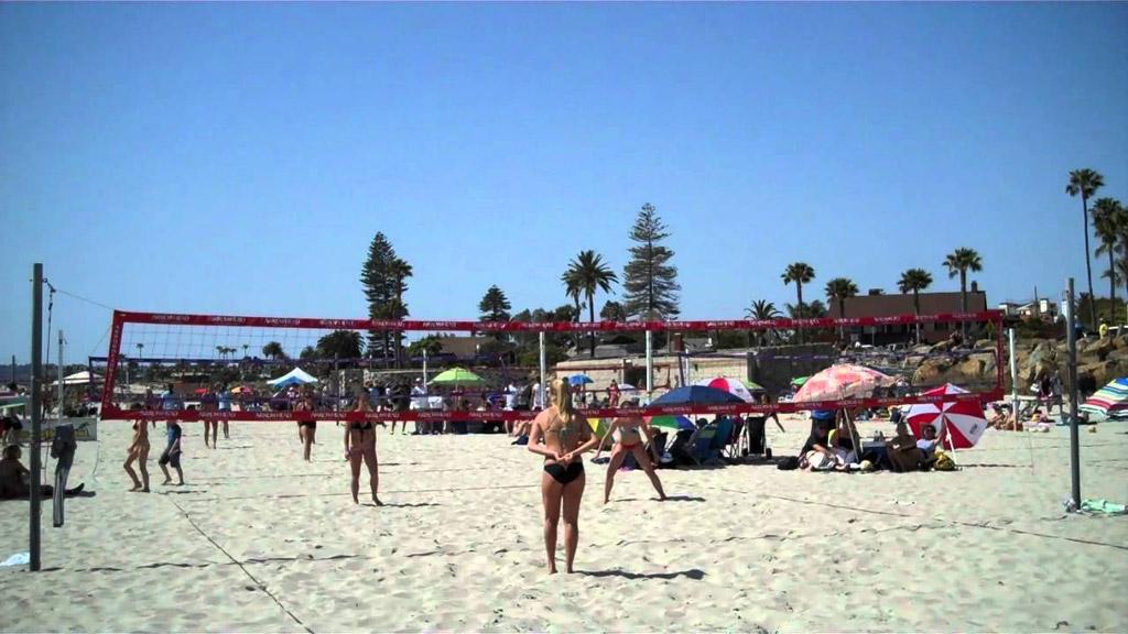 Пляж Сан-Диего в США, фото 14
