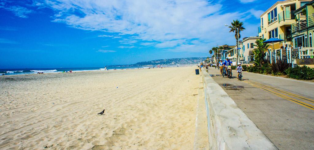 Пляж Сан-Диего в США, фото 18