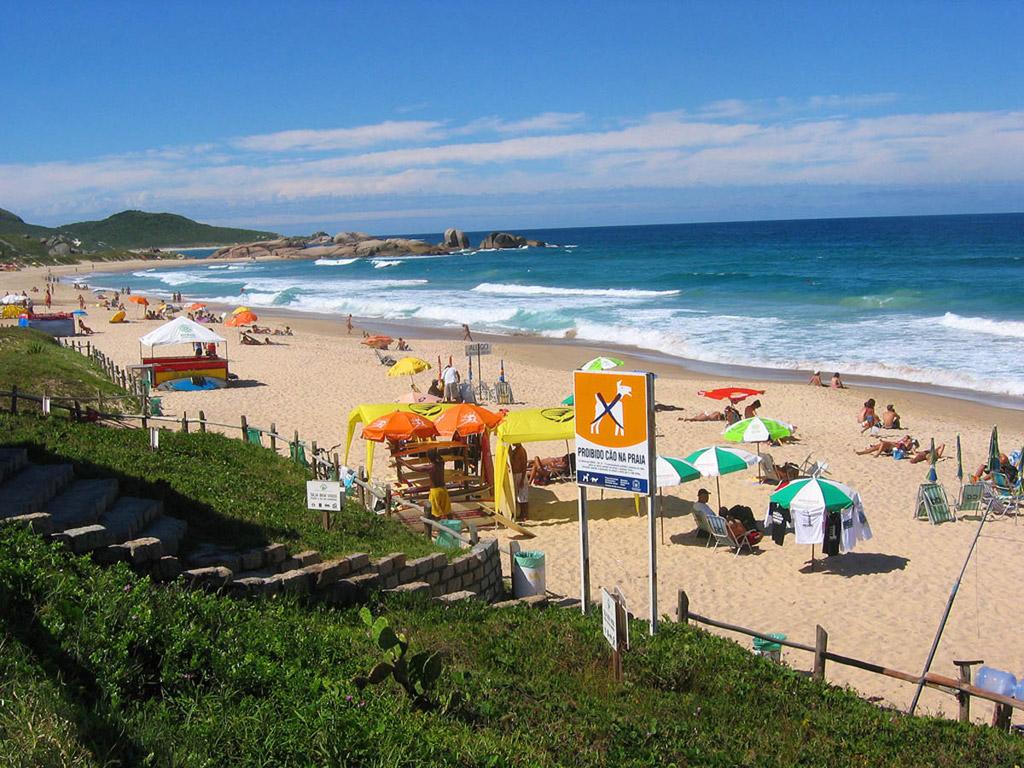 Пляжи Флорианополиса в Бразилии, фото 2